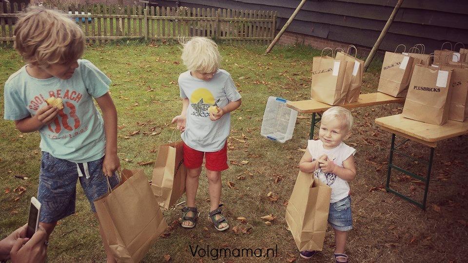 plusbricks - goodiebags - volgmama