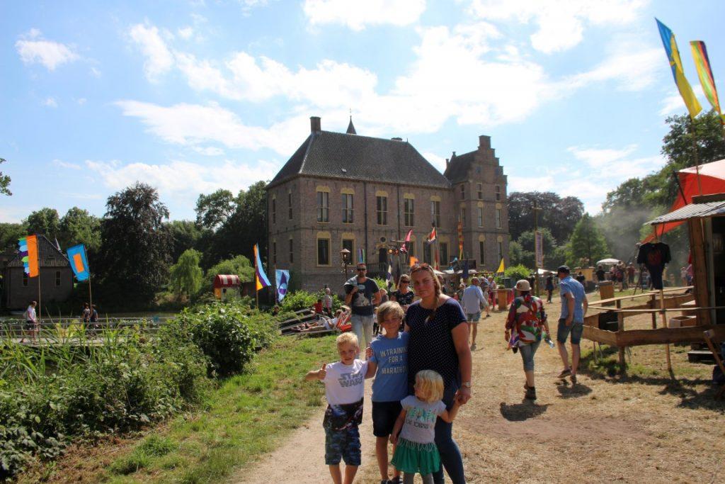 Kasteel Vorden - Mañana Mañana festival met kinderen
