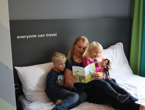 A&O Hostel Familiekamer Bremen Review