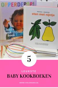 Top 5 leukste baby kookboeken