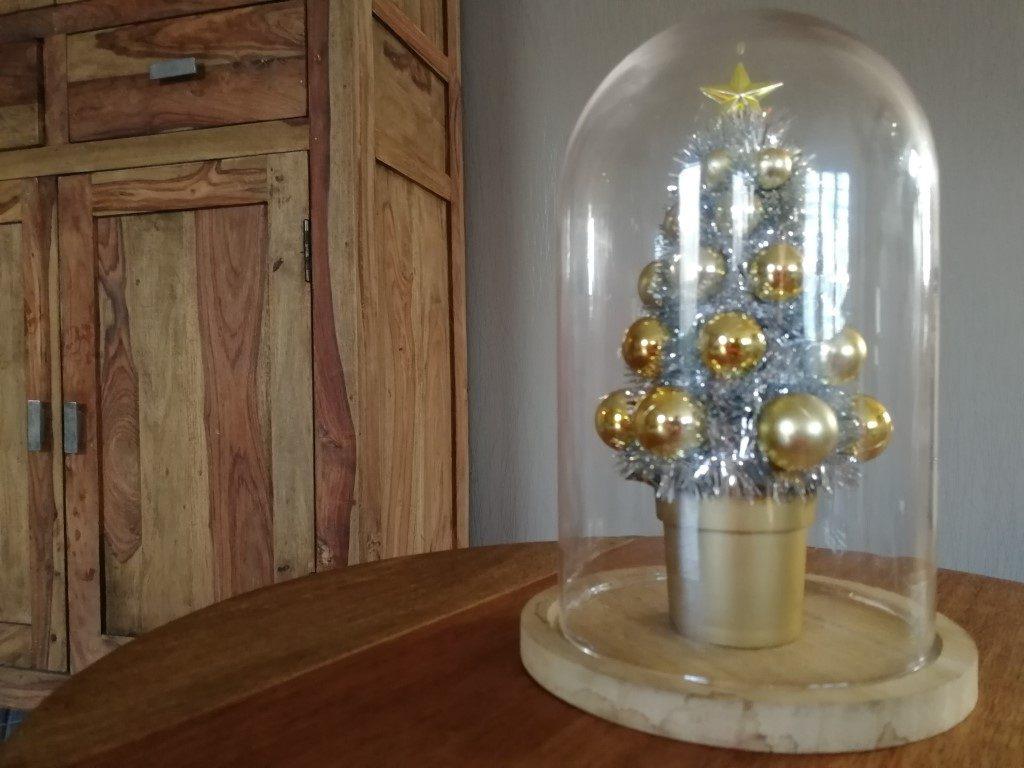 Stolp kerstdecoratie