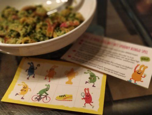 review Spoony linzenpasta spel