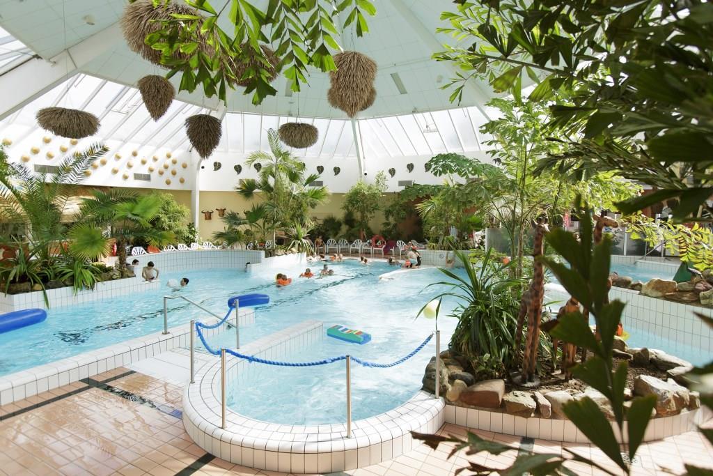 Aqua Mundo Zwembad Park Eifel Center Parcs Review