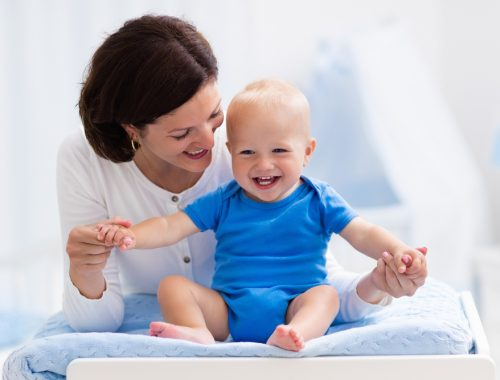 Milieuvriendelijke babyproducten voor het verschonen van je kindje