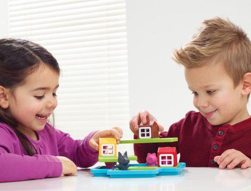Smart games voor peuters en kleuters