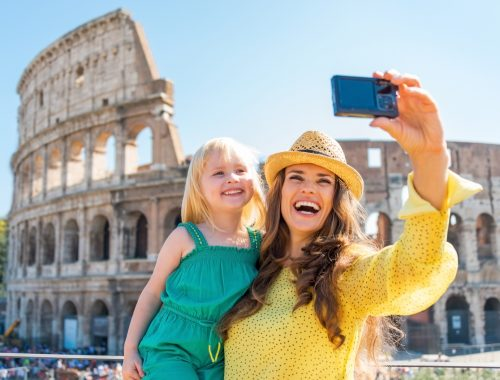 Rome met kinderen of gezin tips
