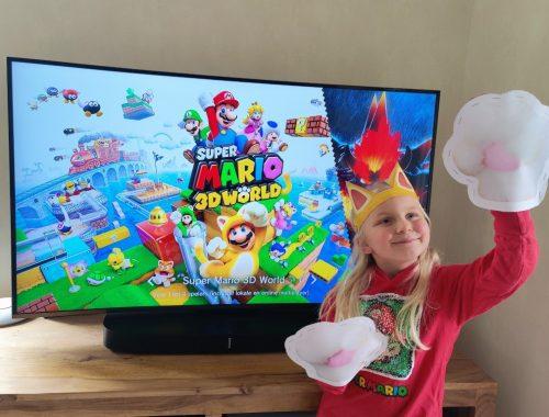 Super Mario 3D World Browser's Fury Review Ervaring