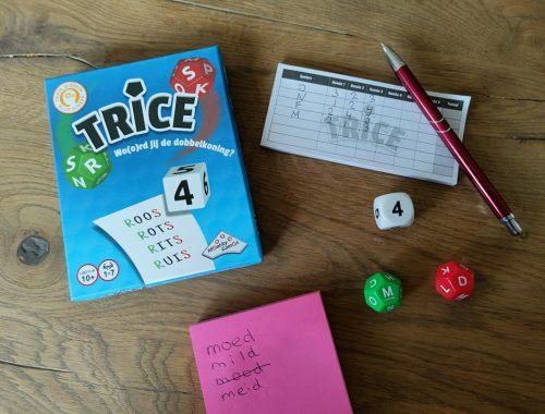Trice dobbelspel Identity Games Review en ervaringen