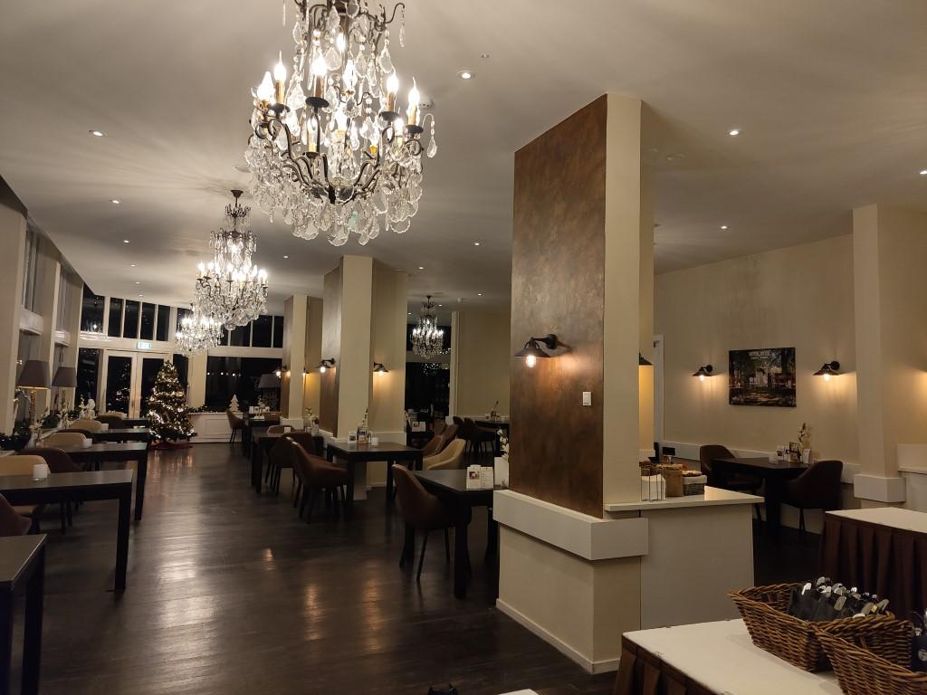 Fletcher Hotel Erica Berg en Dal Restaurant