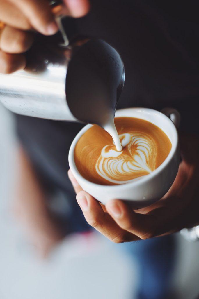 koffie thuis op het werk onderweg hoe drink jij het liefst coffee