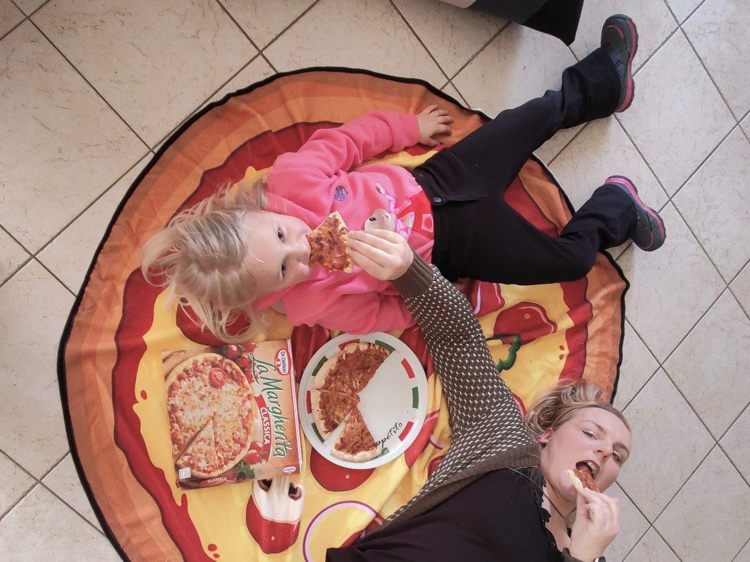 pizza party feestje tips ideeen kinderfeestje