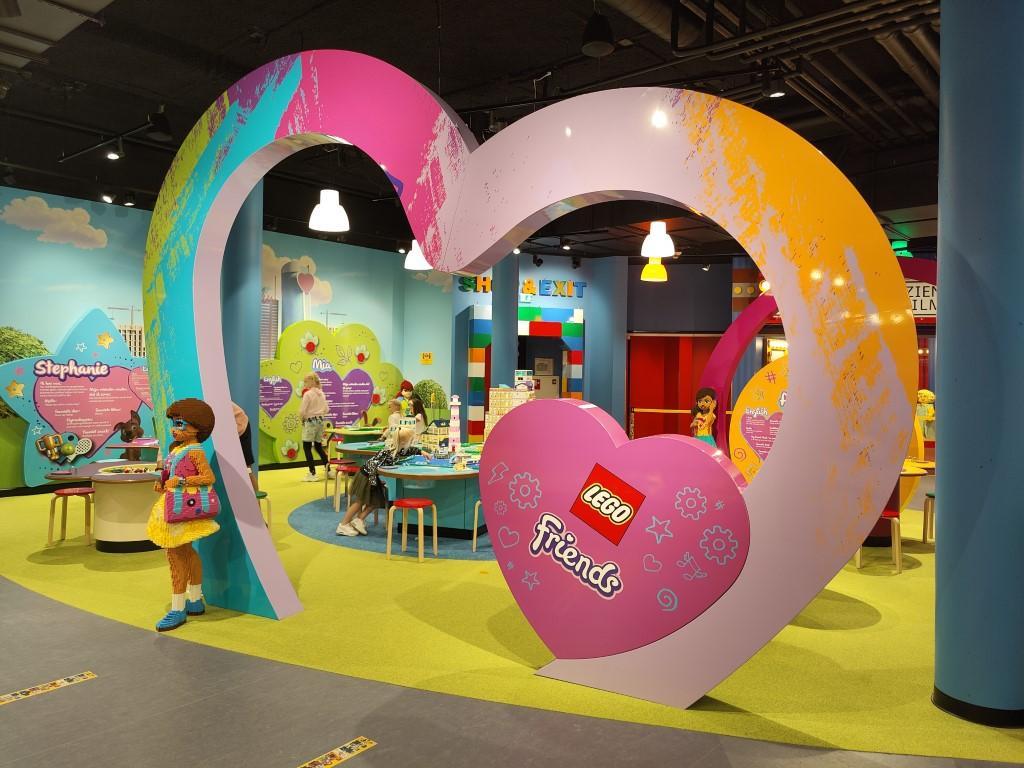 Legoland Scheveningen Lego Friends zone