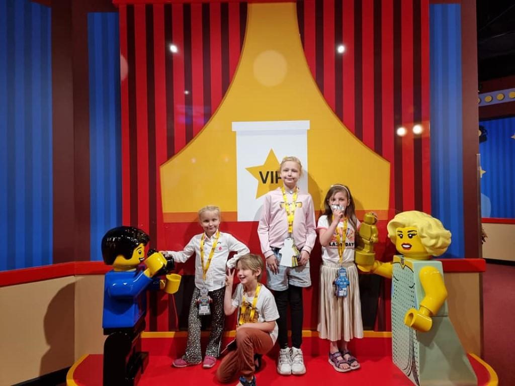 Legoland Scheveningen films