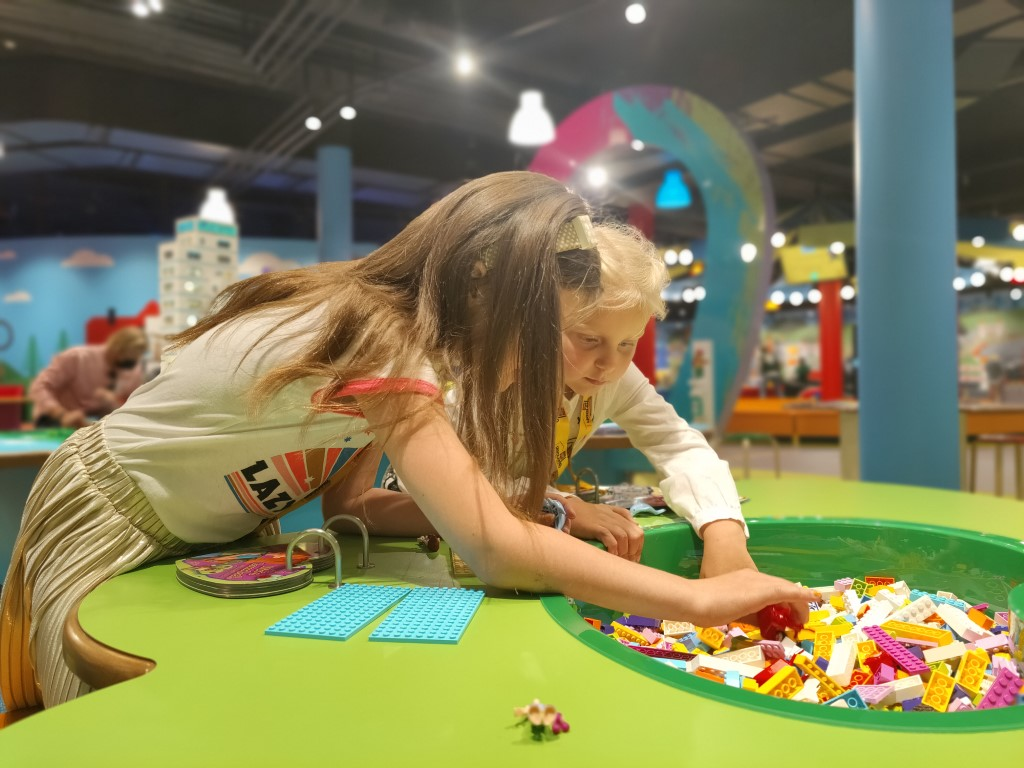 Legoland Scheveningen kinderen blog ervaringen