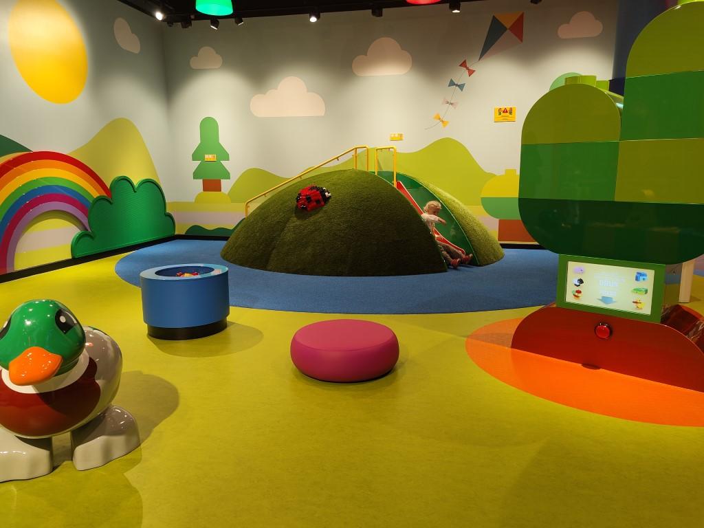 Legoland Scheveningen met peuter of kleuter