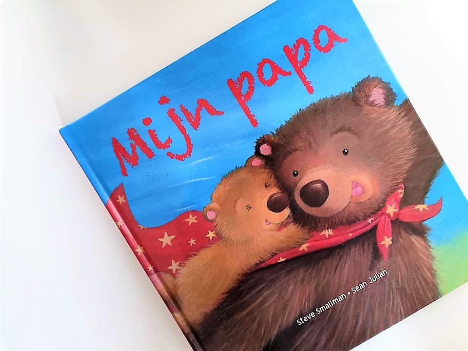Prentenboeken Vaderdag Papa Top 5