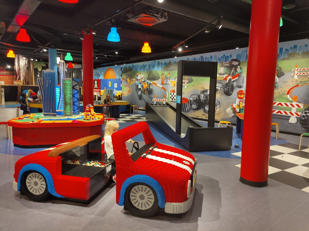 Scheveningen Legoland Nederland
