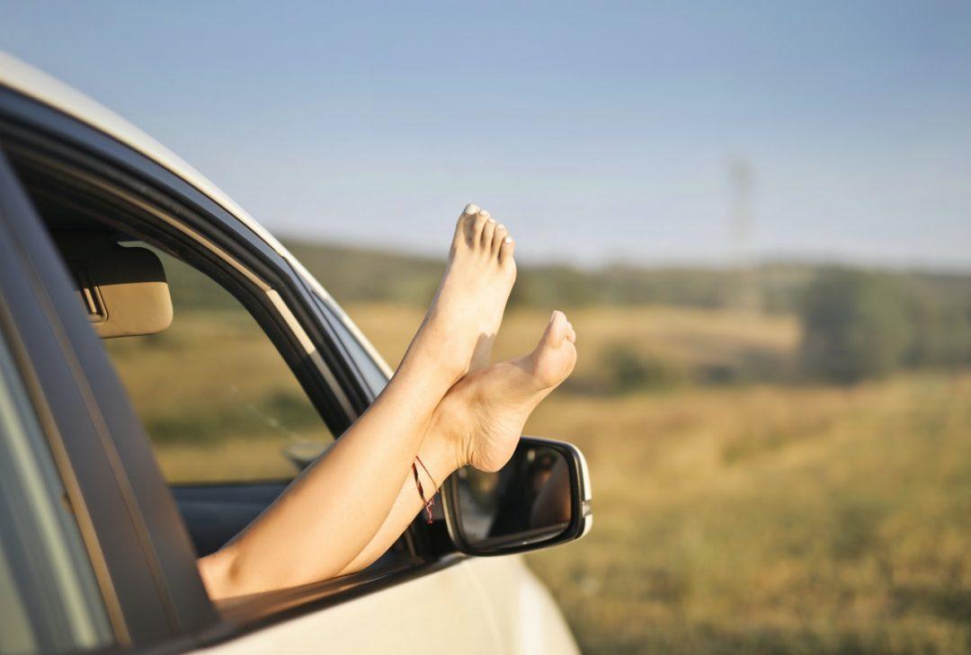 Tips tegen schurende benen tijdens zomer