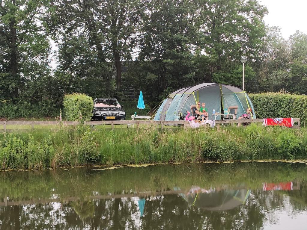 coleman meadowood tent getest - onze ervaringen op de blog