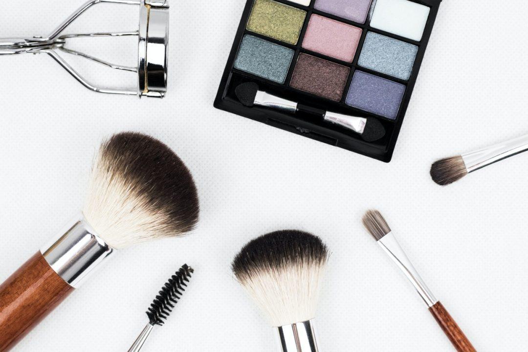Alleen ogen opmaken met make-up