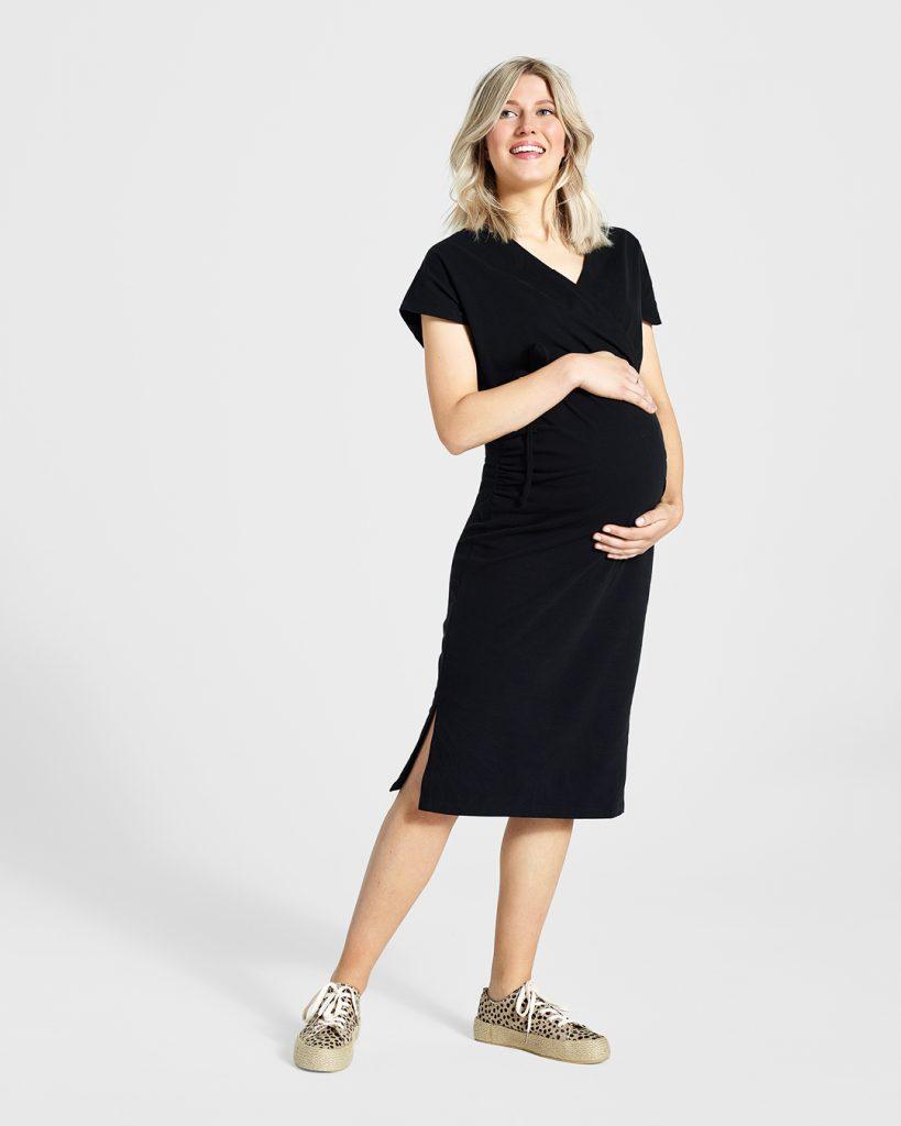 Zwangerschapsjurk Zeeman Casual Chic