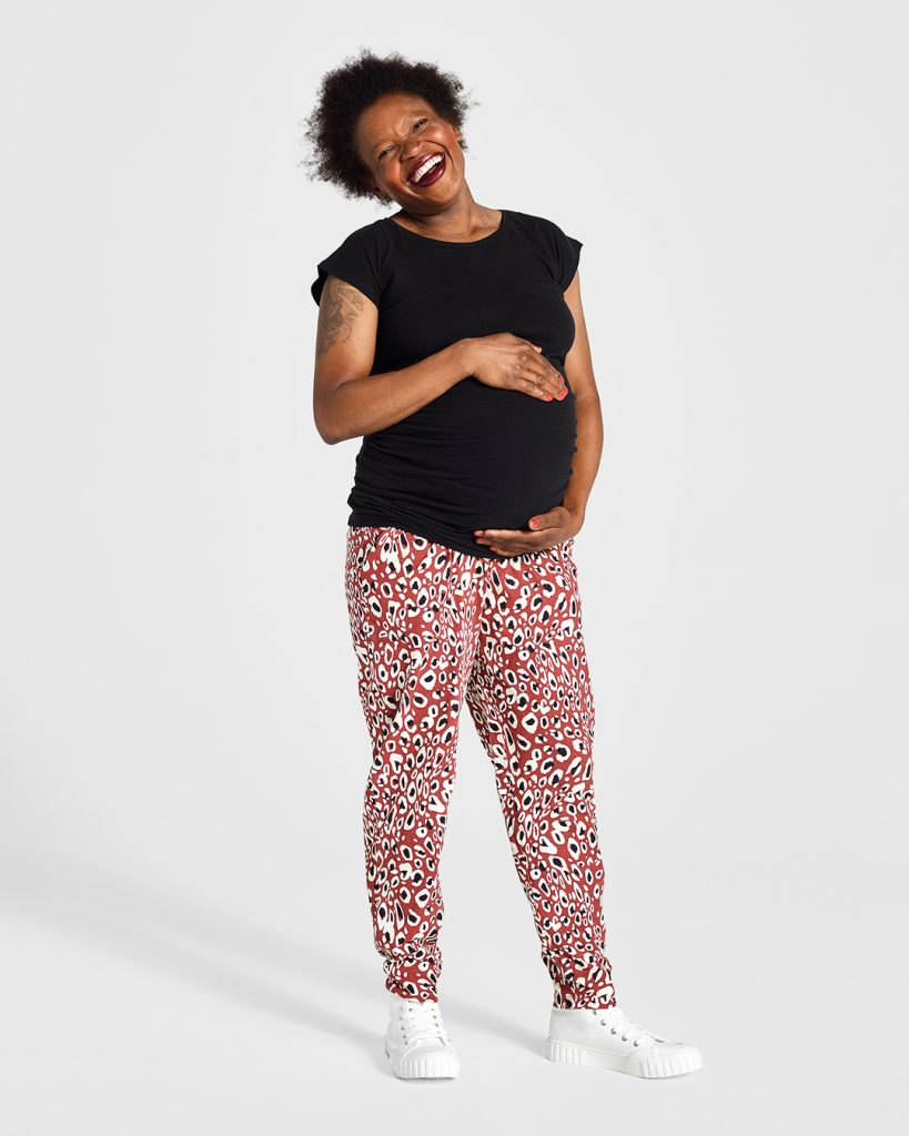 Zwangerschapskleding Zeeman SS 2021 collectie budgetvriendelijk zwangerschaps kleding outfit