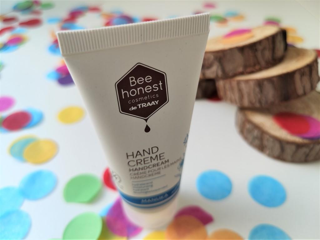 Bee Honest Handcreme Manuka Review Ervaringen Blog - Jouwbox