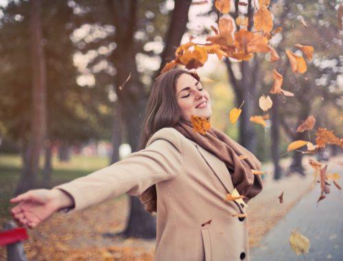 Dag zomer - Welkom herfst!