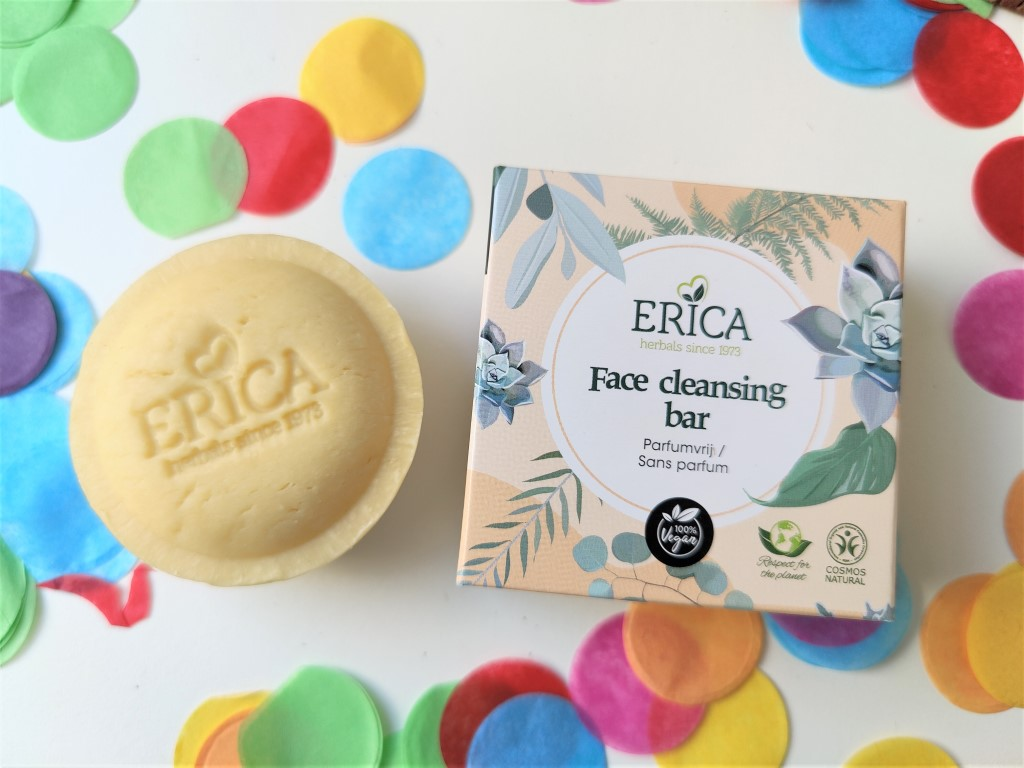 Erica Herbal Face Cleansing Bar Review Ervaringen Jouwbox Summer 2021
