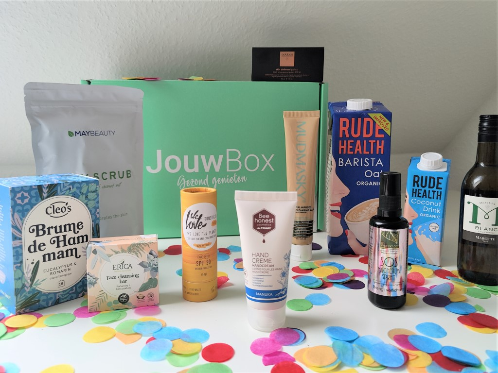 Jouwbox Zomer Editie - Summer Edition 2021 Review