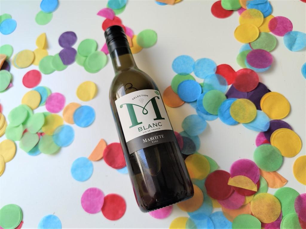 Marotte wijn biologisch - Review Ervaring Blog