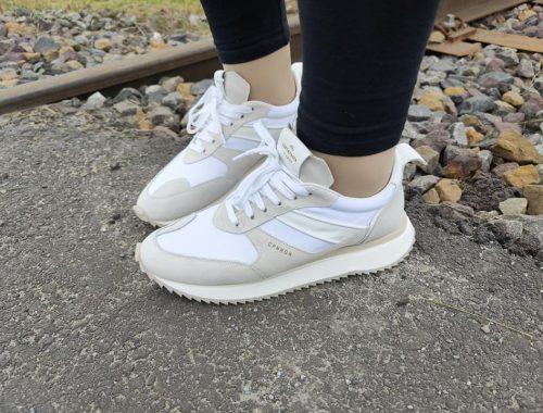 Witte sneakers schoonmaken - Stappenplan met tips