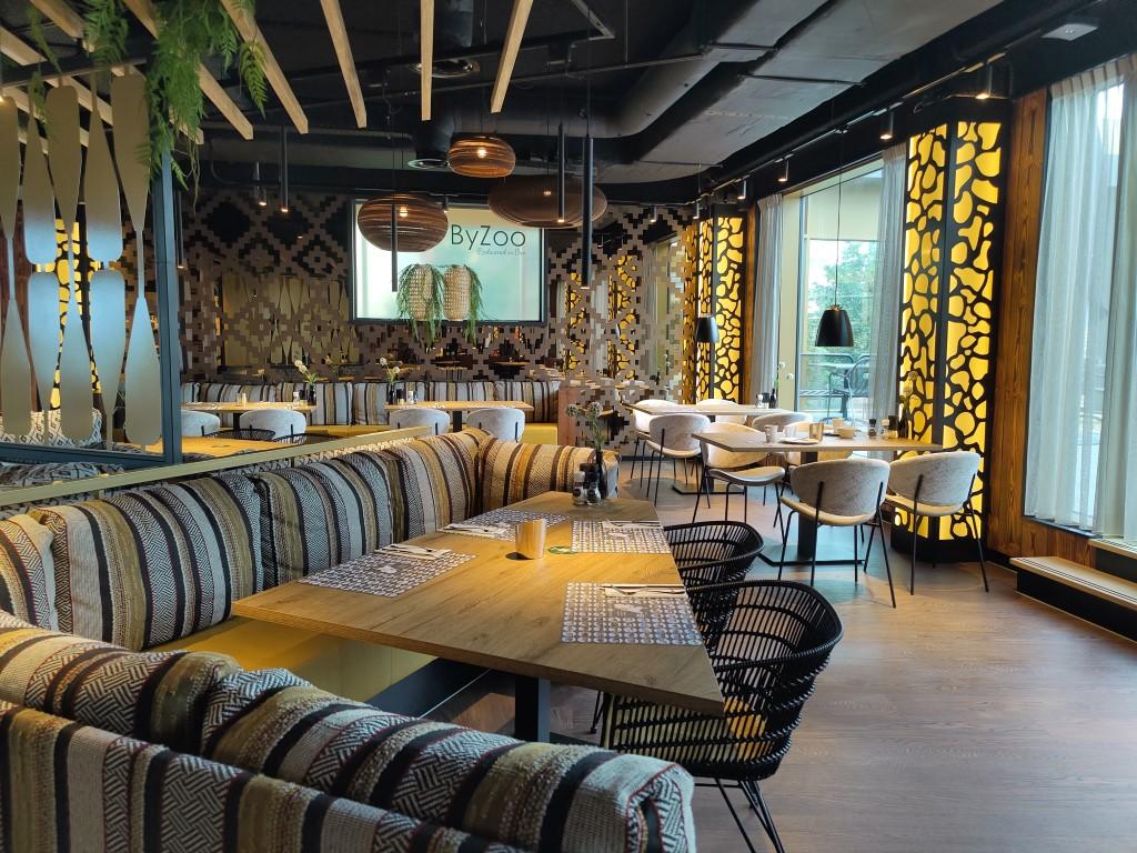 ByZoo Fletcher Emmen restaurant ervaringen review