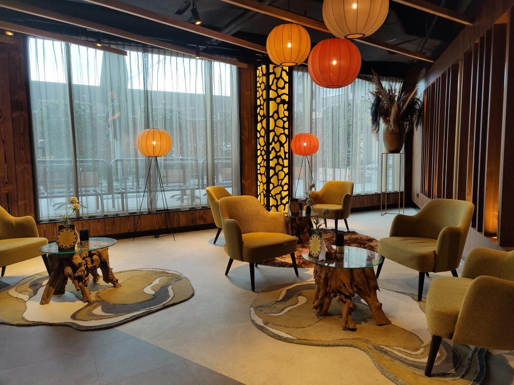 Byzoo Fletcher Review Ervaringen Lobby Restaurant Blog