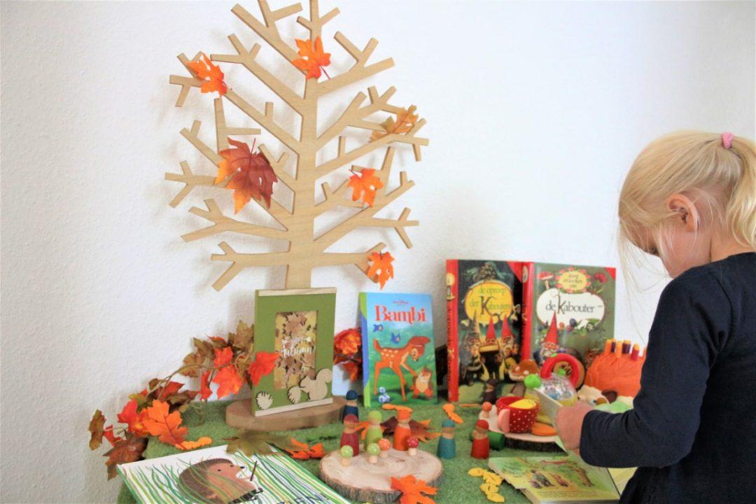 Herfst prentenboeken - Dit zijn de leukste voor peuters en kleuters
