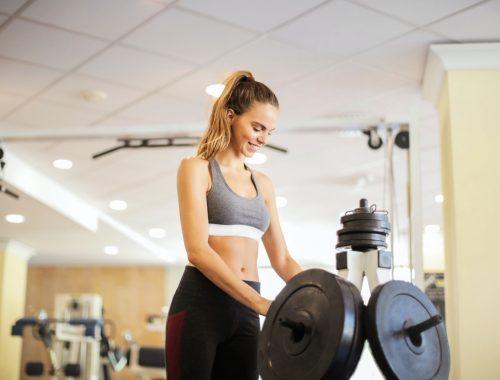 waar op letten bij kopen van fitness legging - foto van pexels