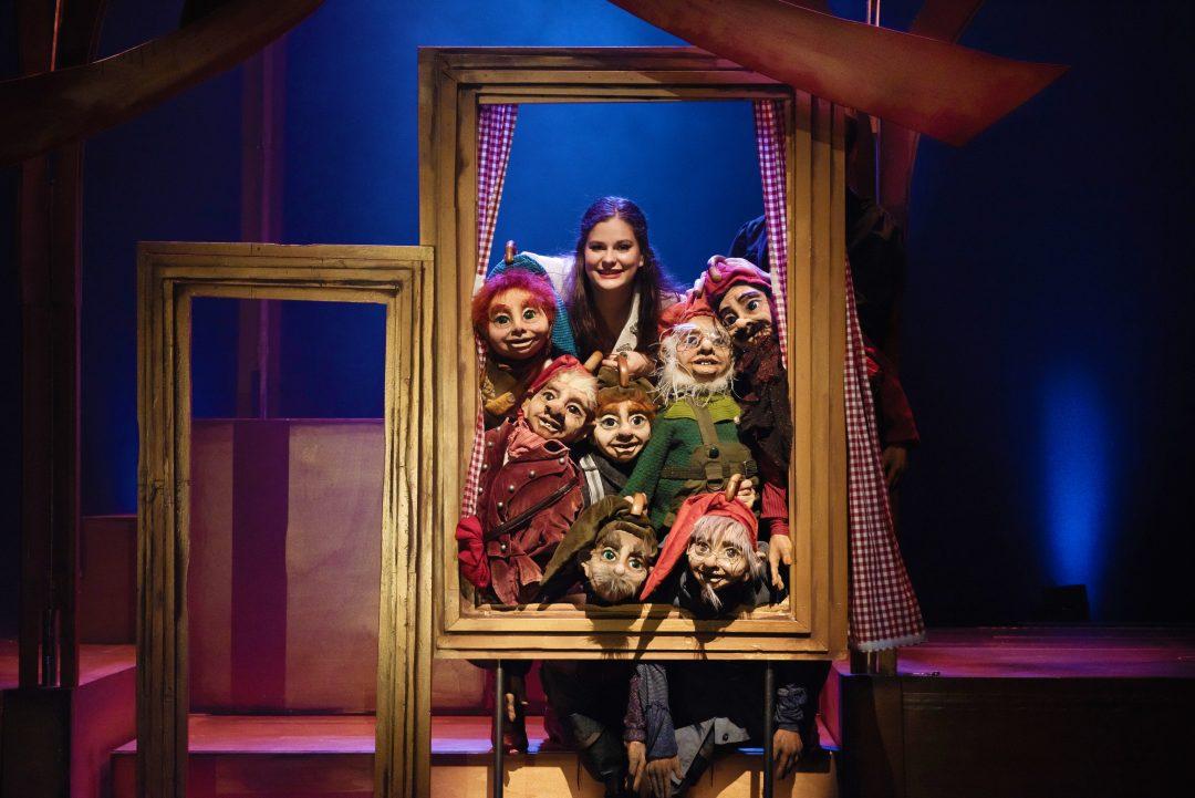 Sneeuwwitje de musical familievoorstelling vanaf 4 jaar theater