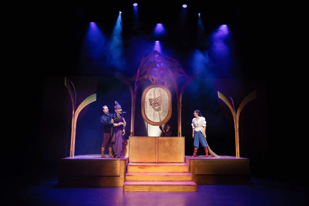 Sneeuwwitje de musical theater terra voorstelling 2021