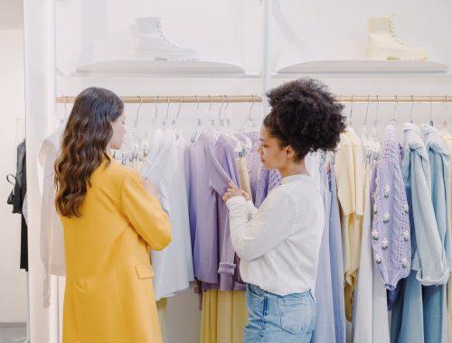 waarom persoonlijk stylist kleding laten stylen